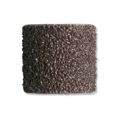 "408 1/2"" 60-grit Sanding Bands, 6 Pack"